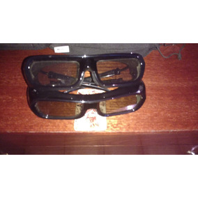 Lentes 3d Activos Sony Tdg-br250b Anteojos Gafas