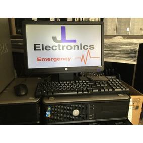 Dell Optiplex 780 C2d Ddr3 Completa!!!!!!! Monitor Wide