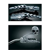 Palanca Freno Clutch Skull Honda Shadow Vt600 Vt750 C/ Envío