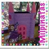 Cajas Para Regalos.frozen.princesita Sofia.fabrica D Piñatas