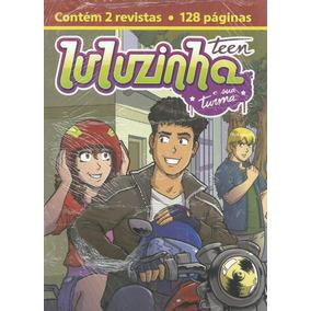 Luluzinha Teen 23 - Mediapixel - Bonellihq Cx442 H18
