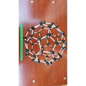 Modelos Moleculares (doble) Para Química Organica