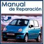 Daewoo Matiz Manual De Taller En Inglés