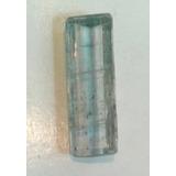 Mineral Roca Cristal Aguamarina Berilo Celeste Facetado