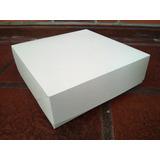 Cajas Para Tortas, Cupcakes, Tartas, Individuales X 100 Unid