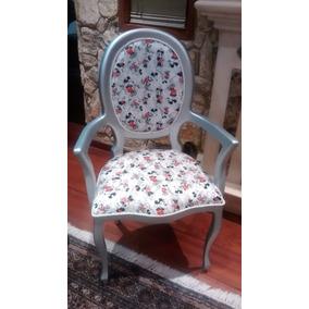 Cadeira Decorativa -temática - Disney - Frida Kahlo - Popeye