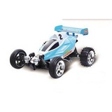 Auto R/c Kart Racing Car Mini Kr2 Rc New Arribal Celeste