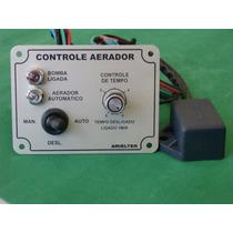 Painel De Controle Do Aerador/temporizador/barcos/lanchas