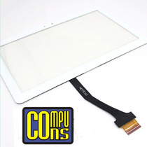 Touch Samsung Galaxy Tab 2 10.1 P5100 P5110 P5113 Blanco