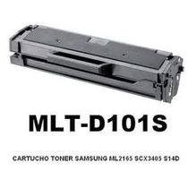 Toner Compativel Novo Mlt-d101 | Ml2165 | Ml2165w | Scx3405