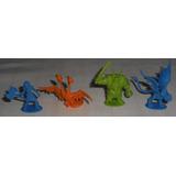 Como Treinar Seu Dragão Lote Com 4 Miniaturas Astrid Bocão