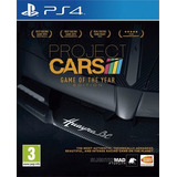 Project Cars Goty Edition Ps4 Fisico Nuevo Xstation