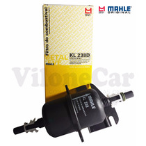 Filtro Combustível Mahle Kl238d Fiat Palio Siena Strada