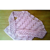 Pullover Tejido Crochet