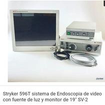 Artroscopio Stryker 596t