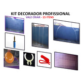 Kit Decorador Profissional 2 :tela Mágica,pds,provençal,bola