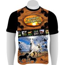 Camisetas Para Cavalgada E Eventos