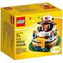 Lego Set Decoracion De Torta De Compleaños