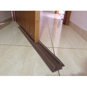 Friso Vedador, Veda Pó Modelo Luxo P/ Portas 80 Ou 90cm Top!