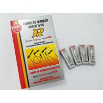 Jogo Velas Platinum + Cabos Ngk Gol Parati 1.0 16v Turbo Pfr