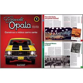 Fasciculos Chevrolet Opala Ss Salvat - Complete Sua Coleção!