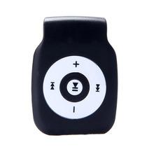 Mini Clip Metal Usb Mp3 Reproductor Musica Digital Micro Sd