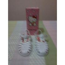 Sandalia Hello Kitty + Bolsinha Produtos Novos!