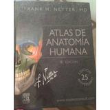 Atlas De Anatomia Netter 6 Edicion.