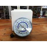 Manómetro De Baja Presión Para R600