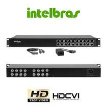 Power Balun Conversor 16 Canais Intelbras Vbp A16c Hd 720p