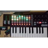 Akai Apc Key25, Controlador Midi Para Cualquier Daw