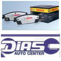 Pastilha Bosch Diant/tras Honda Accord 2.0 2.4 2003/2007