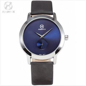 Reloj Para Hombre, Marca Agentx Original, Elegante Y Unico