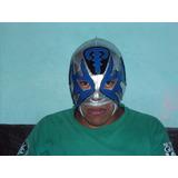 Wwe Cmll Aaa Mascara De Luchador Atlantis P/adulto