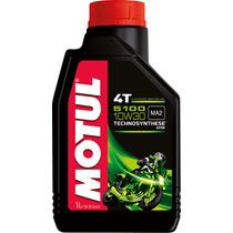 Oleo Motul 5100 4t 10w30 Semi-sintetico 1 Litro Para Moto