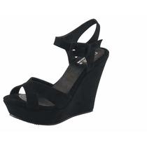 Zapatos Para Damas De Plataforma Modelo Dolce 4056 - 67