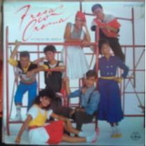 Lp Fresas Con Crema Chicos De Rock 1984 Gamma
