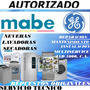 Mabe General Electric Servicio Tecnico Repuestos Originales