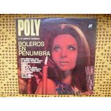 Poly Y Su Guitarra Hawaiana / Boleros En Penumbra Lp Vinilo