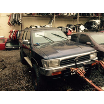 Sucata Hilux Sw4 4x4 Ano 94/95 Diesel