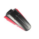 Colin Trasero (mod. Nuevo) Negro/rojo Motomel Xplora 250