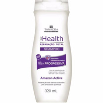 Shampoo Reparação Total Pós-escova Progressiva Tânagra 320ml