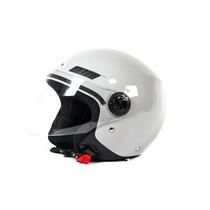 Casco Abierto Moto Shiro Sh-62 Monocolor- Xs S M L Xl Xxl