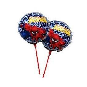 Globos Metalizados Spiderman, Cars, La Sirenita, Toy Story