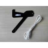 Fisgador Automático 1001 P/ Peixe- Prático-resistente-eficas