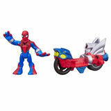 Playskool Heroes Marvel Spiderman Web Racer Hasbro
