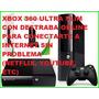 Xbox 360 Ultra Slim Nueva En Caja Destrabada Online Boleta