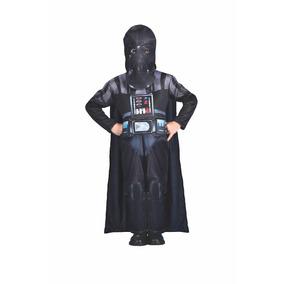 Disfraz De Darth Vader Star Wars Talle 0 Orig.new Toys