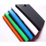 Kit 6 Capa Tampa Traseira Celular Nokia Lumia 730 N730