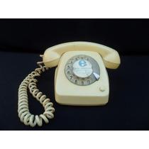 Antiguo Telefono Rojo Retro Vintage Decoracion Entel